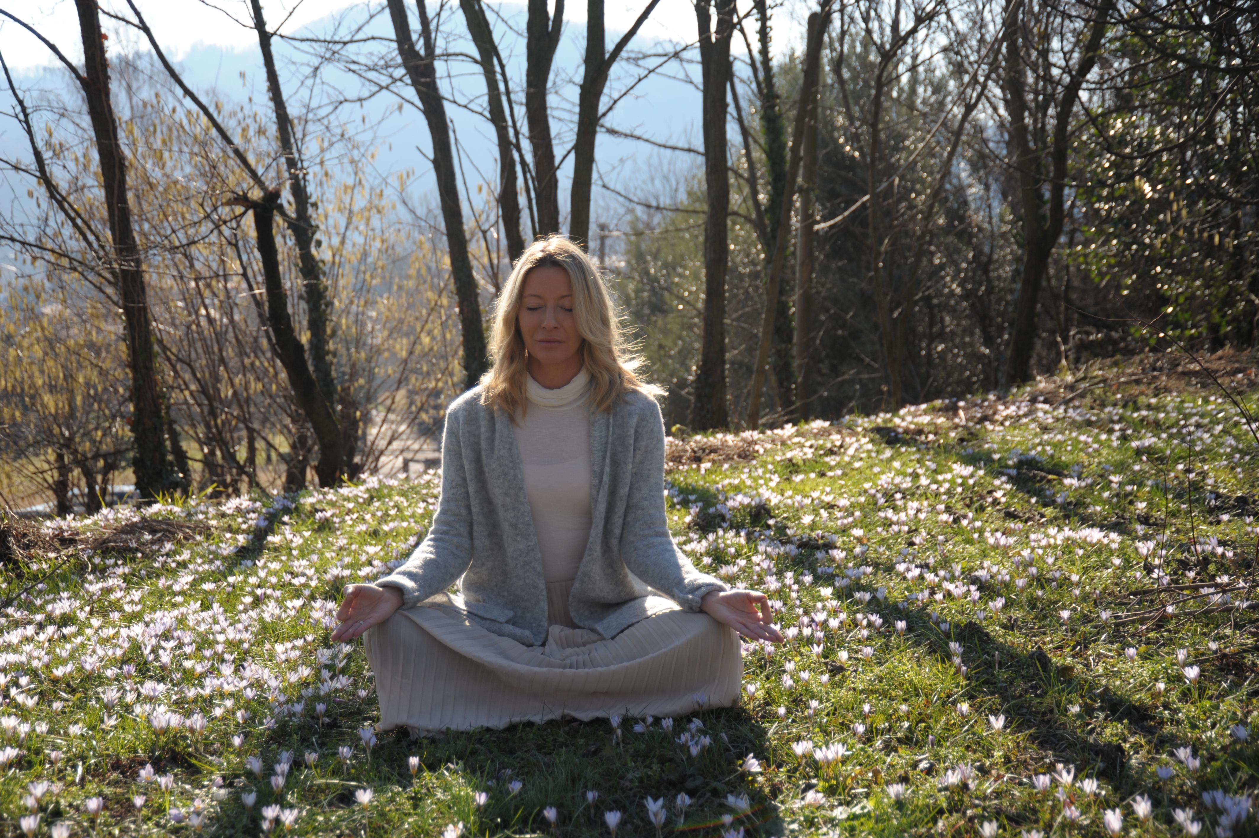 Meditazione e immobilità