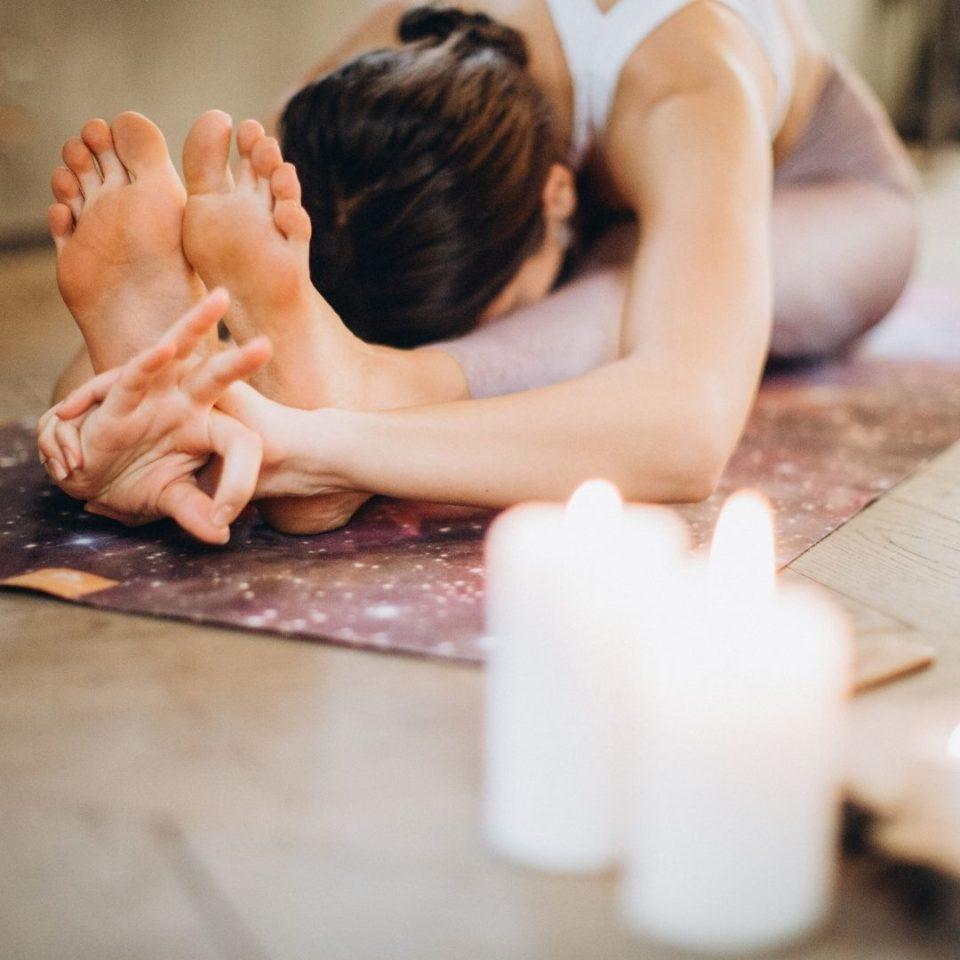Yoga: il respiro nel dolore